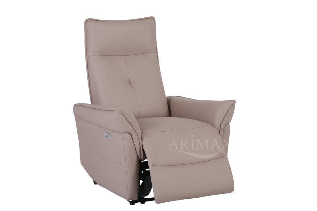 Кресло Arimax Dr Max DM02003 (Теплый серый) - фото 5