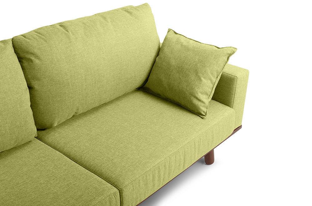 Диван Woodcraft Миннесота Textile Lime - фото 8