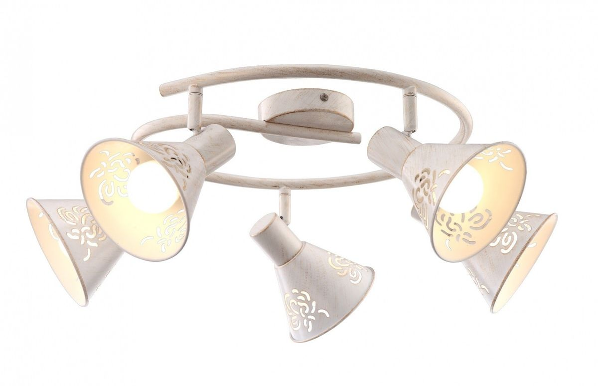 Светильник Arte Lamp Cono A5218PL-5WG - фото 1