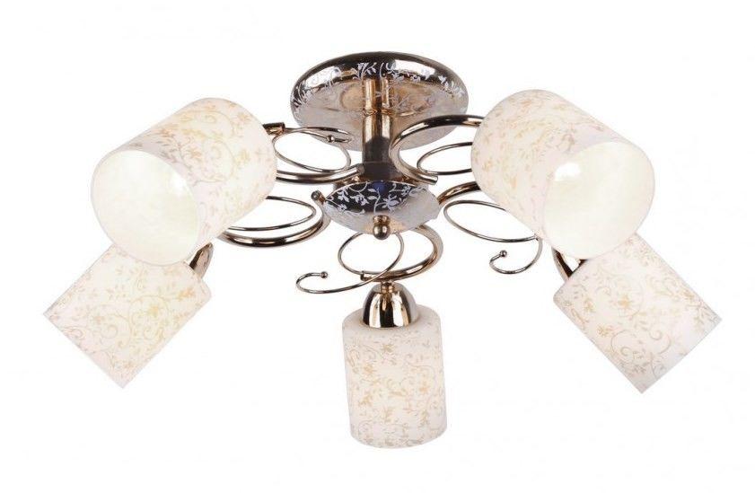 Светильник Arte Lamp Ornella A8164PL-5GO - фото 1
