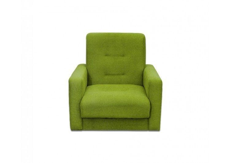 Кресло Луховицкая мебельная фабрика Милан салатовый - фото 1