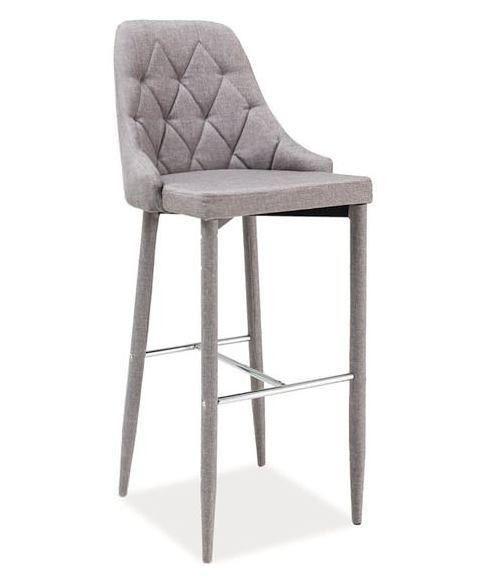 Барный стул Signal Trix H-1 (серый) - фото 1