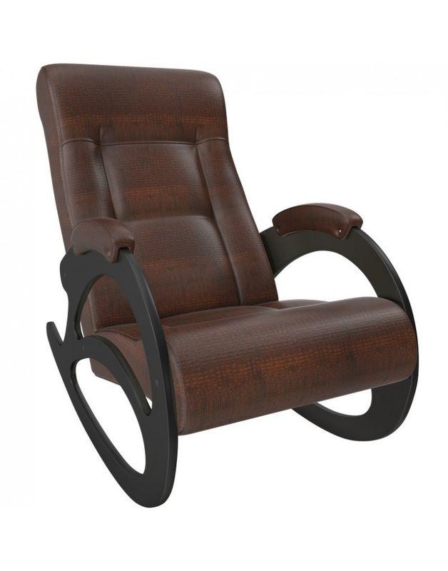 Кресло Impex Модель 4 б/л экокожа (Dundi 108) - фото 5