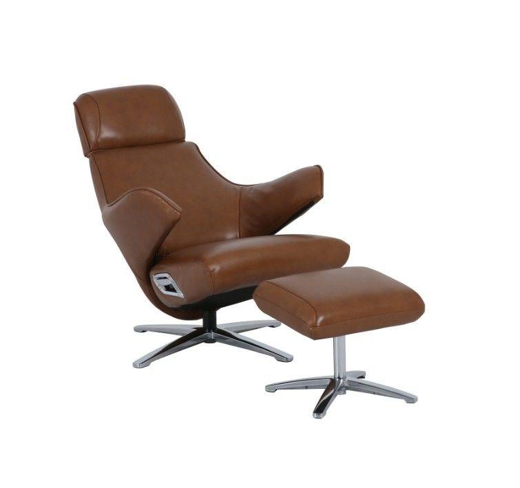 Кресло Arimax Dr Max DM02008 (Охра) с подставкой для ног - фото 4