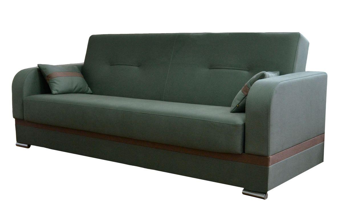 Диван Tiolly Комфорт (зеленый) - фото 1