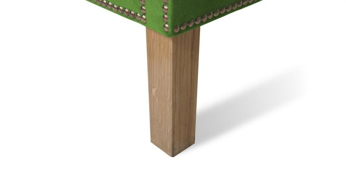 Кресло WOWIN Голден (Зеленый велюр) - фото 8