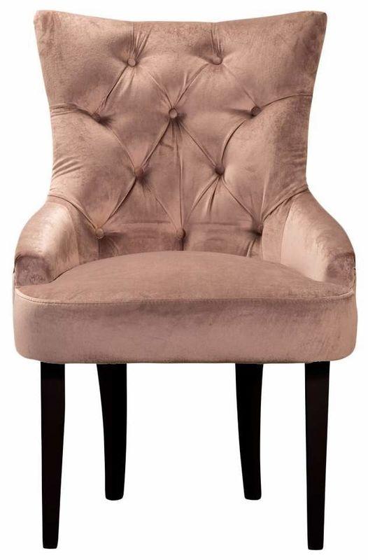 Кресло R-Home Шарлотт RST_400082_silver, бежевый - фото 1