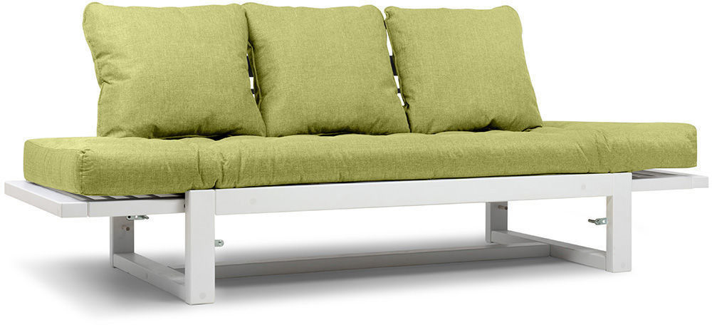 Диван Woodcraft Балтик Textile Кушетка Lime - фото 6