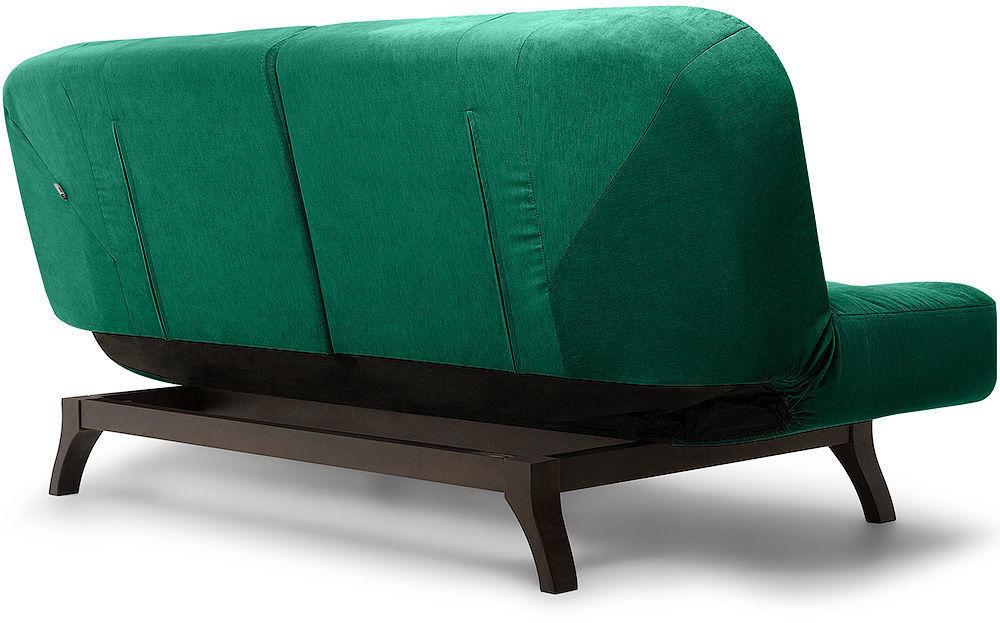 Диван Woodcraft Бонс Velvet Emerald прямой - фото 10