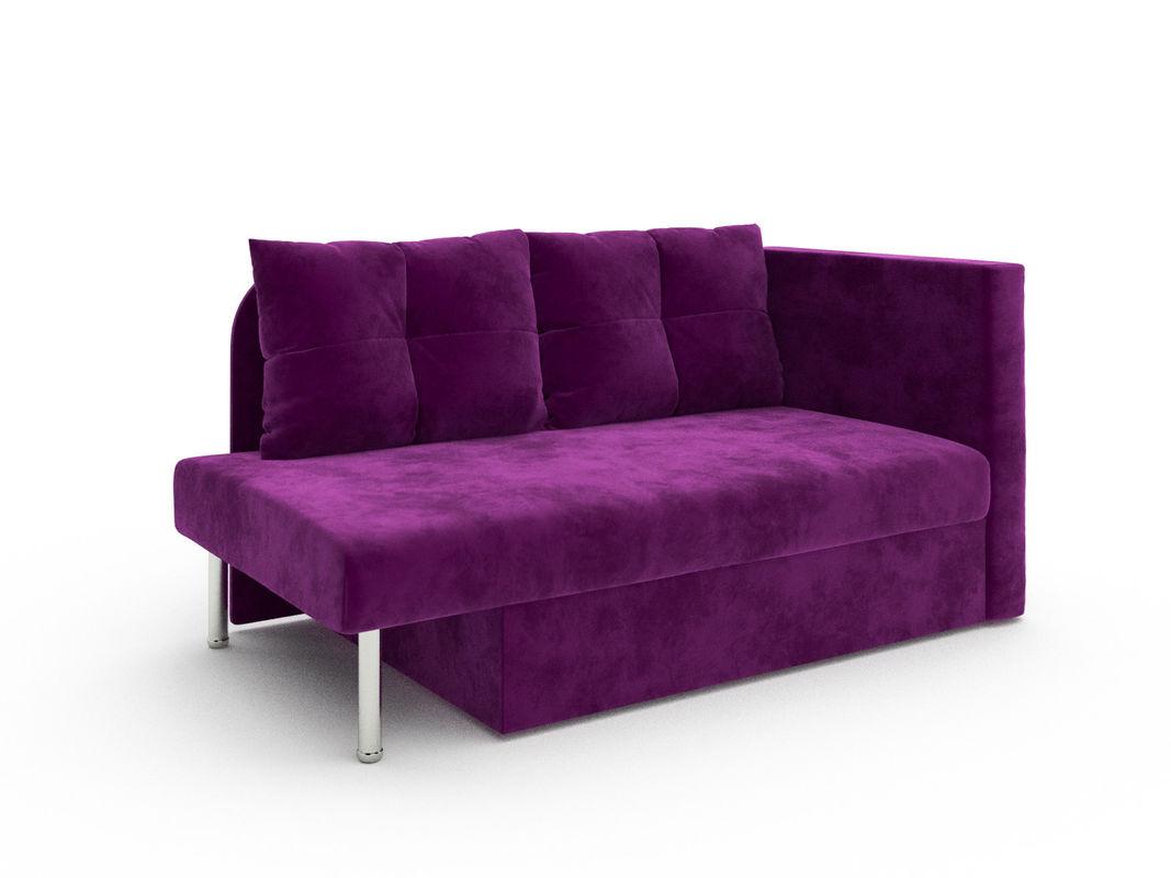 Диван Мебель-АРС Алиса (фиолет) - фото 1