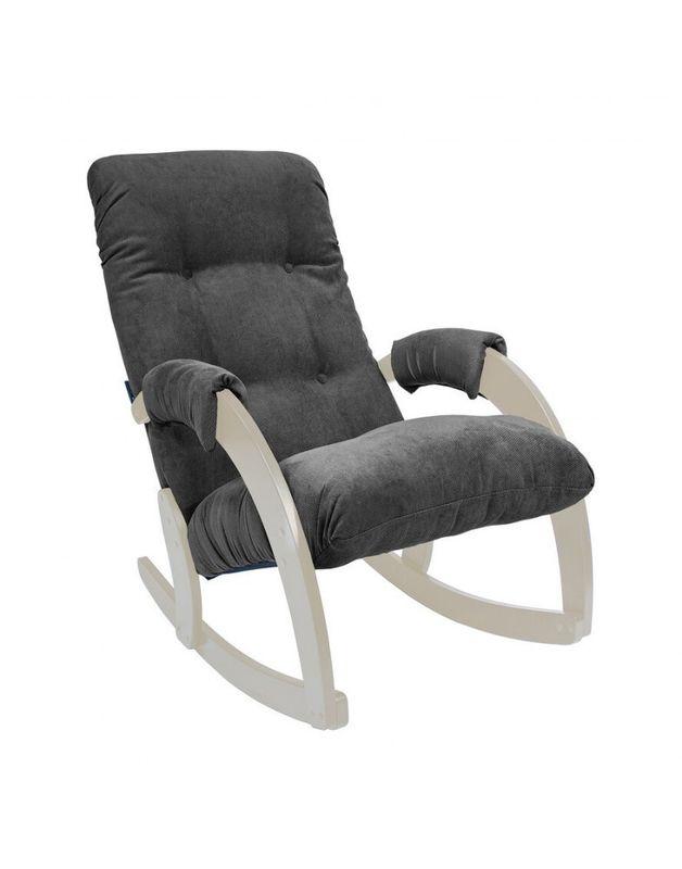 Кресло Impex Модель 67 Verona сливочный (light grey) - фото 4