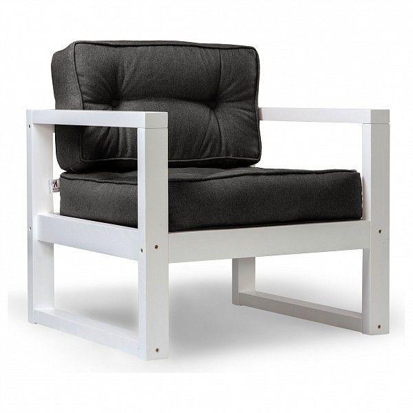 Кресло Anderson Астер AND_122set252, черный - фото 1