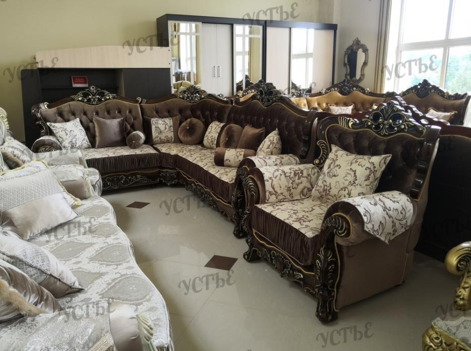 Элитная мягкая мебель Устье Венеция 9 (угловой) - фото 1