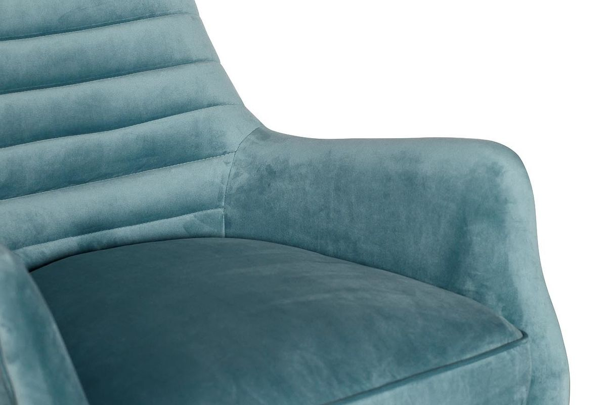 Кресло Garda Decor 48MY-2569 TUR SLV - фото 3