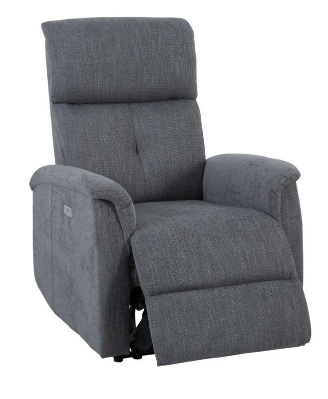 Кресло Arimax Dr Max DM02004 (Серый) - фото 3