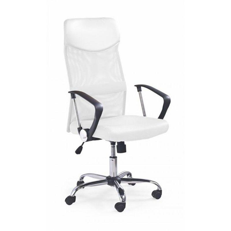 Офисное кресло Halmar Vire (белое) - фото 1