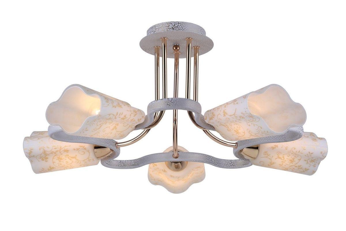 Светильник Arte Lamp ROMOLA A8182PL-5WG - фото 1