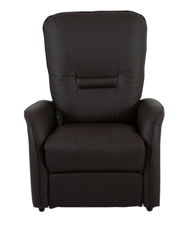 Кресло Arimax Dr Max DM02007 (Горький шоколад) - фото 1