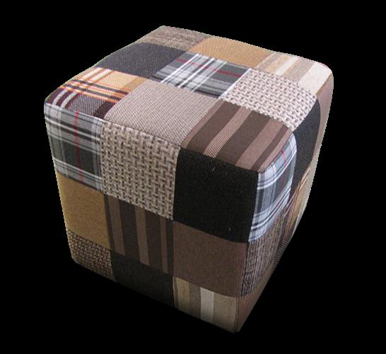 Пуфик Виктория Мебель Кубик ск 1226 - фото 1