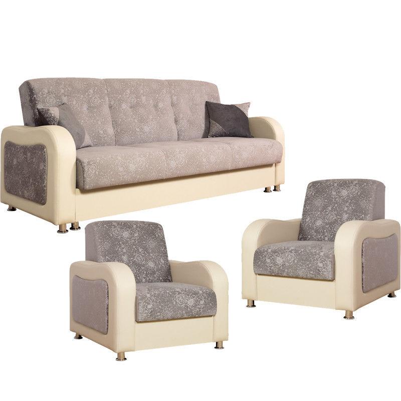 Набор мягкой мебели Стиль Светлана (комплект) - фото 1
