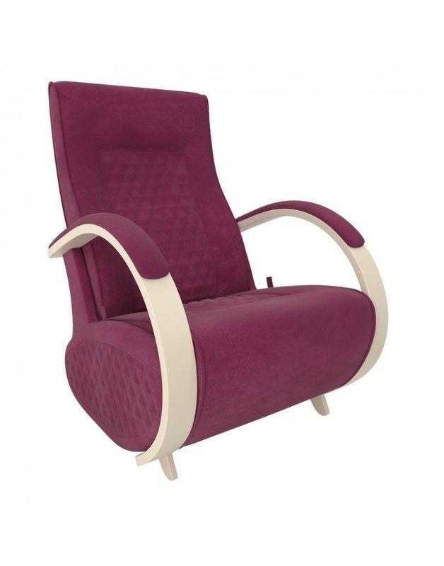 Кресло Impex Balance-3 Verona  сливочный (denim blue) - фото 4