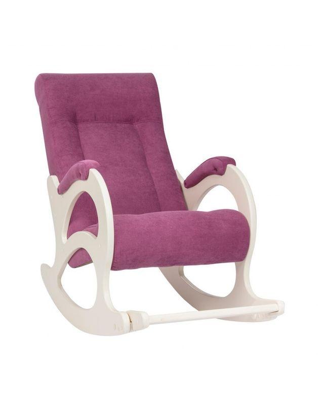 Кресло Impex Модель 44 б/л Verona сливочный (Antrazite grey) - фото 2
