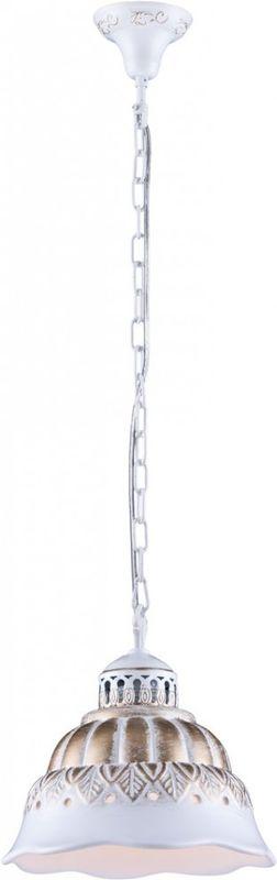 Светильник Arte Lamp Chiesa A2814SP-1WG - фото 1