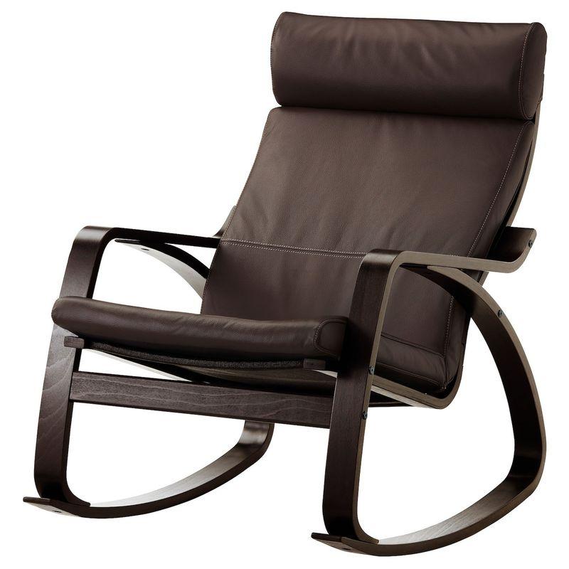 Кресло IKEA Поэнг 292.817.02 - фото 1