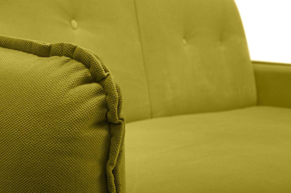 Диван Woodcraft Стаус Velvet Green - фото 9