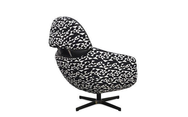 Кресло KLER CORNETTA W189 (чёрный) - фото 4
