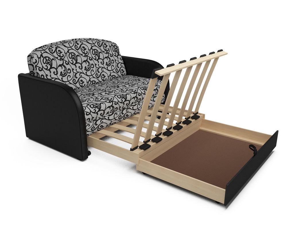 Диван Мебель-АРС Малютка (кантри-кожа) - фото 5