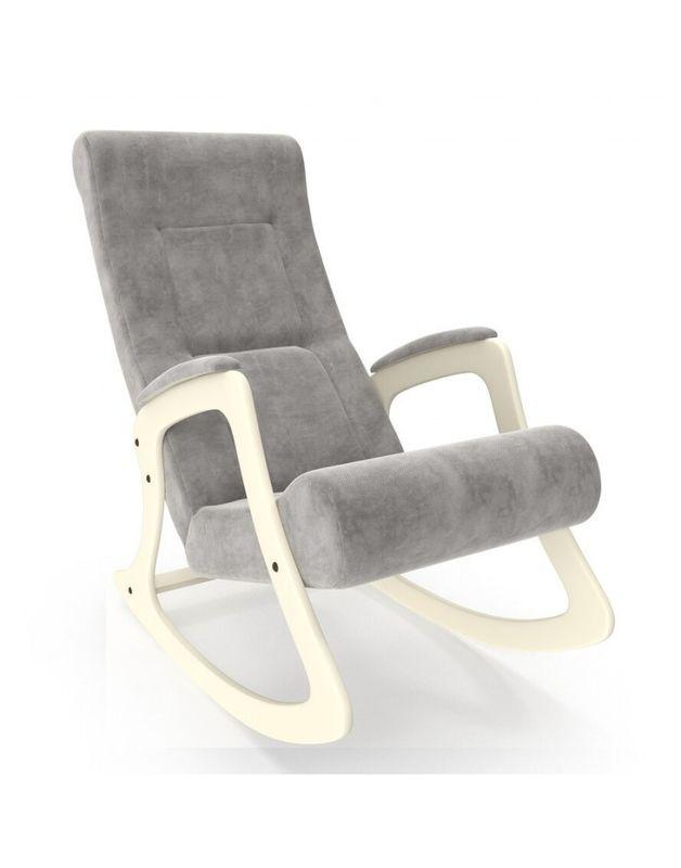 Кресло Impex Модель 2 Verona сливочный (cyklam) - фото 3