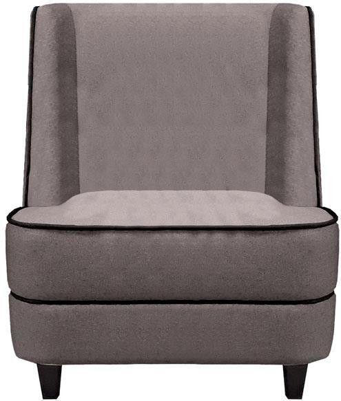 Кресло Brioli Рико Classic Plain 730 - фото 1