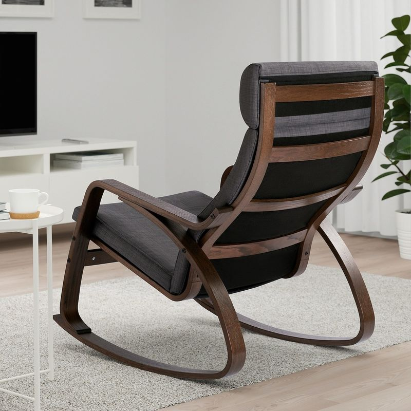 Кресло IKEA Поэнг 493.028.31 - фото 2