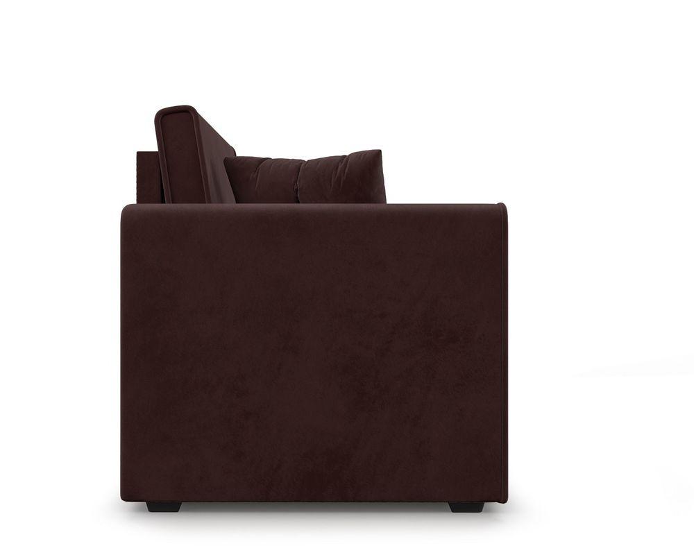 Кресло Мебель-АРС Санта (велюр шоколадный) - фото 4