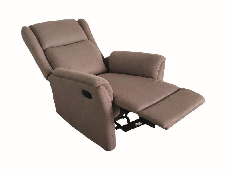 Кресло Signal ZEUS (коричневый) ZEUSBR - фото 1