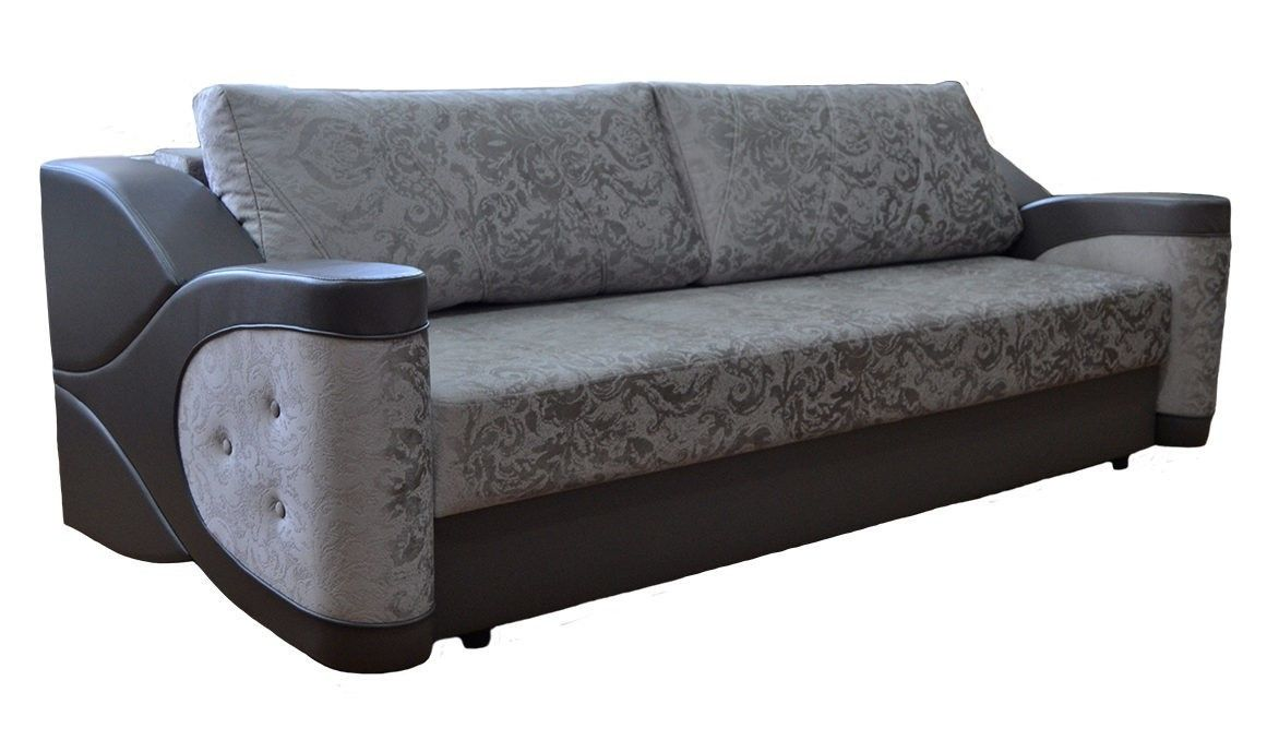 Диван Tiolly Марсель 2 (серый) - фото 1