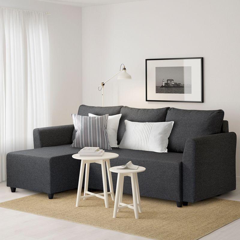 Диван IKEA Бриссунд темно-серый [804.481.81] - фото 2