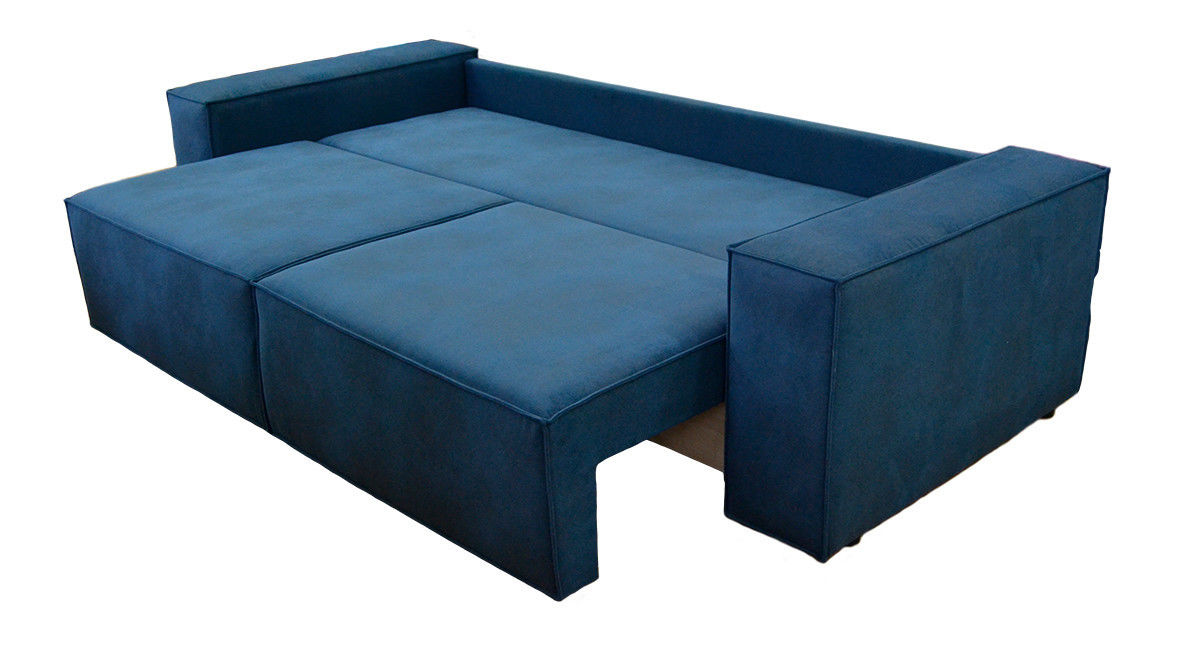 Диван Tiolly Норд (синий) - фото 4
