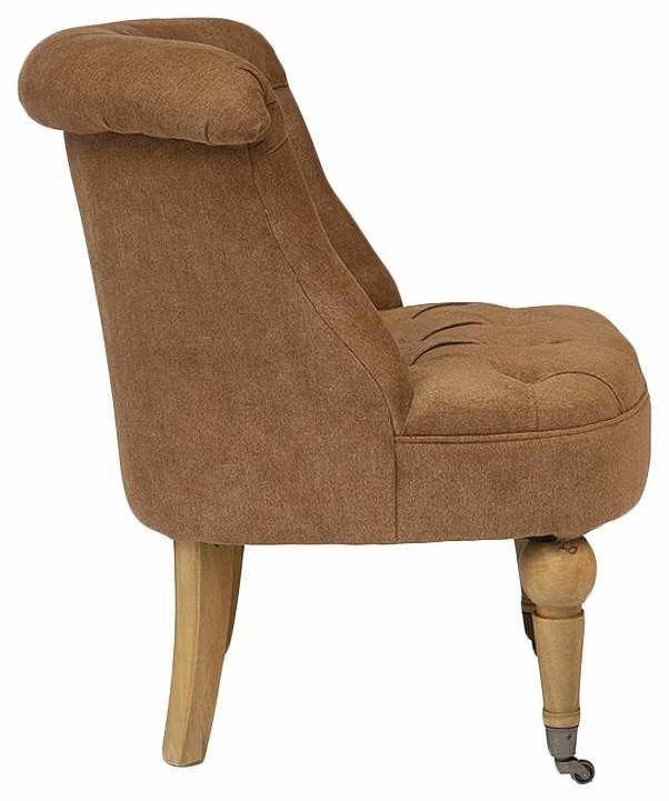 Кресло TetChair Secret De Maison Bunny (mod.CC1202) TET_10959, коричневый - фото 3
