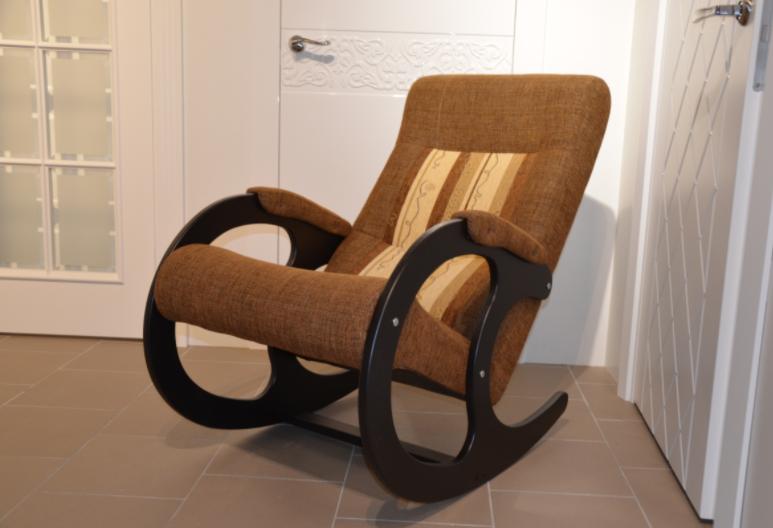 Кресло Бастион 3 Шиншилла светлая Октус (полосы) - фото 1