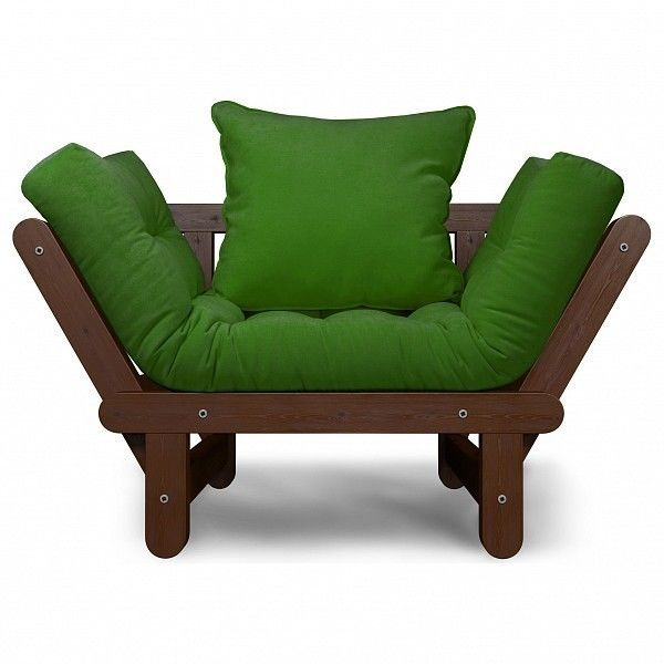 Кресло Anderson Сламбер AND_33set118, зеленый - фото 1