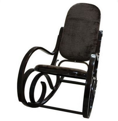Кресло Calviano M197 коричневый мех - фото 2