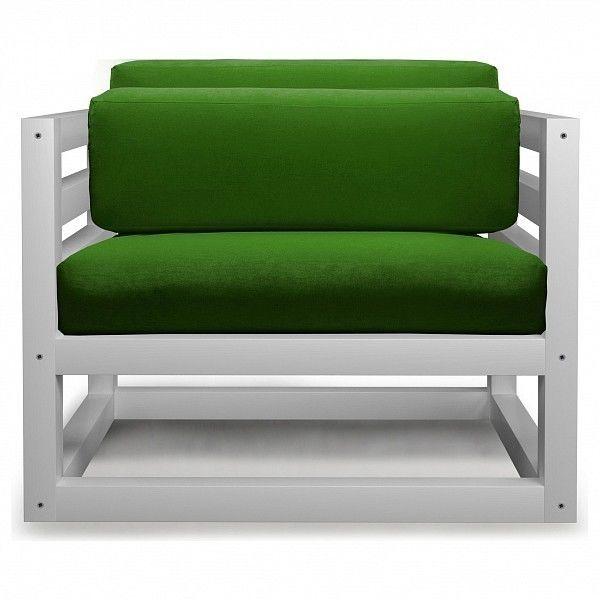 Кресло Anderson Магнус AND_125set436, зеленый - фото 1