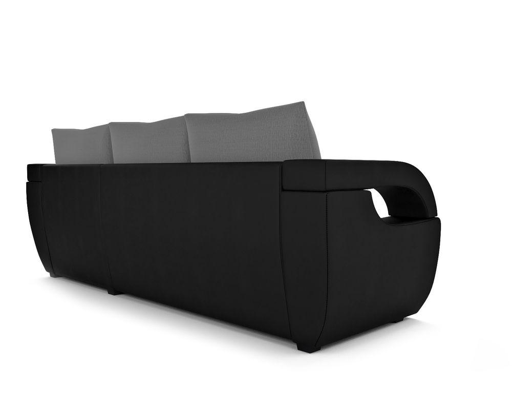 Диван Мебель-АРС Мартин (рогожка серая) - фото 4