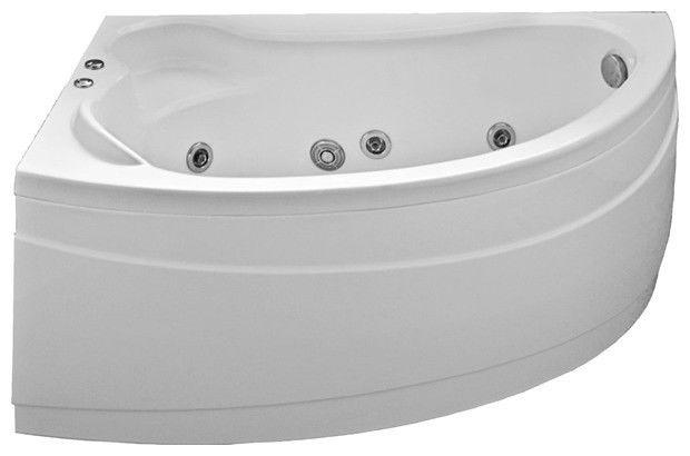Купить ванну BAS Вектра 150x90 с гидромассажем в Минске  цены ... 91b2629273686