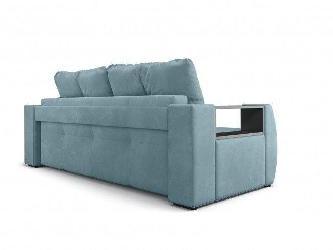 Диван Мебель-АРС Мальтида Luna 089 голубой - фото 3