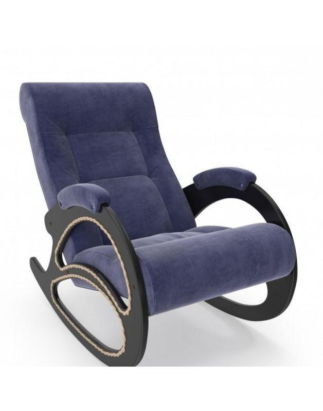 Кресло Impex Модель 4 Verona (Antrazite grey) - фото 4