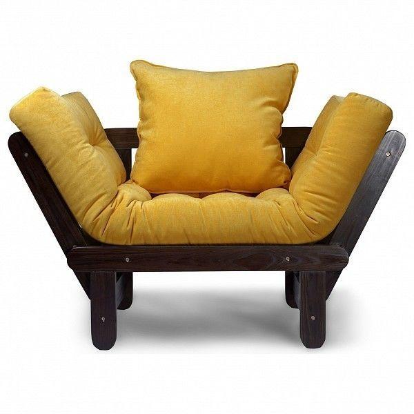 Кресло Anderson Сламбер AND_33set109, желтый - фото 1