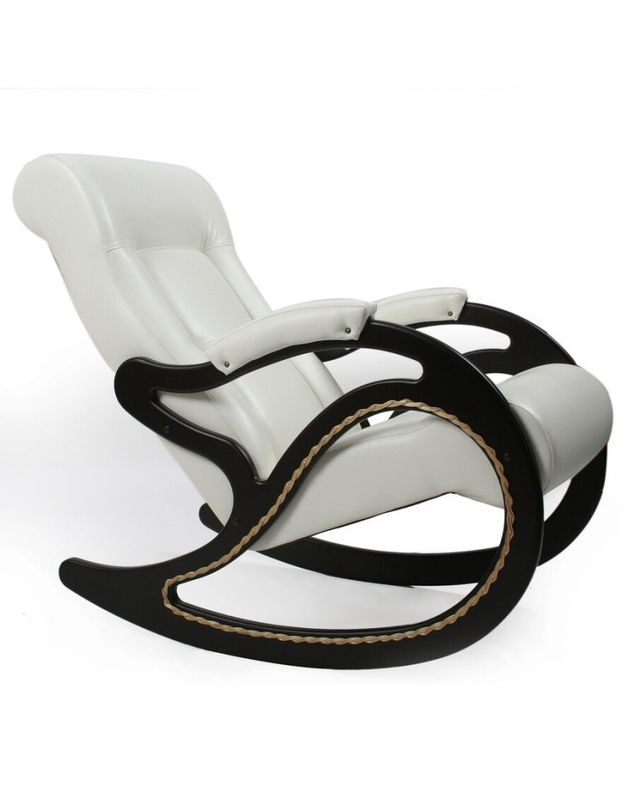 Кресло Impex Модель 7 Экокожа (dundi 112) - фото 6